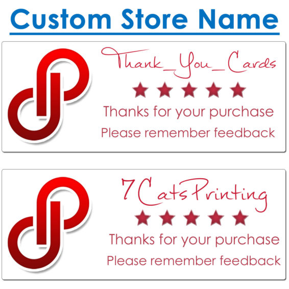 poshmark stickers